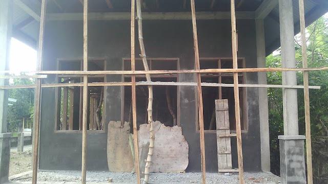Bangunan PKK Gampong Meunasah Raya Krueng Kec. Peukan Baro Kab. Pidie - Aceh