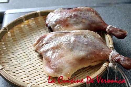 La Cuisine De Veronica 自製臘鴨腿