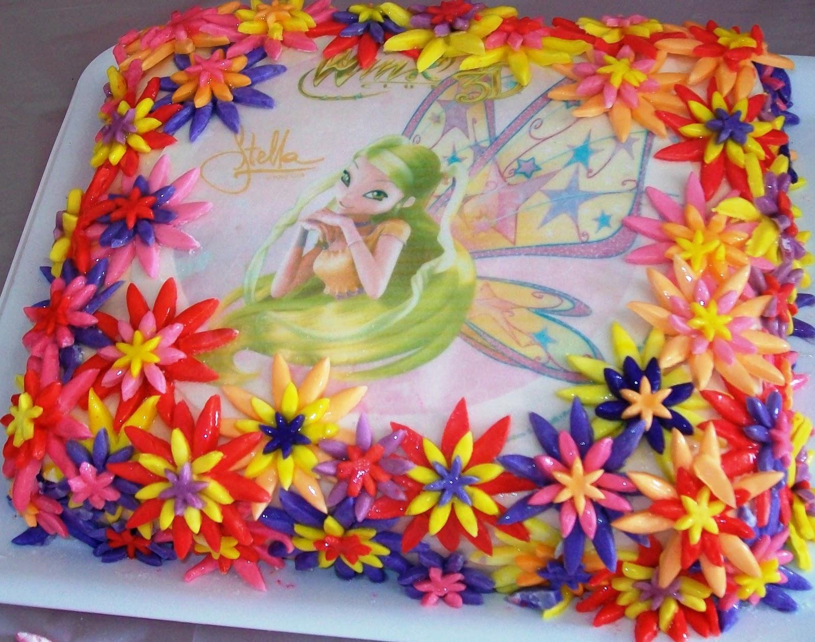 Dolci Idee E Non Solo Due Torte Per Un Solo Compleanno