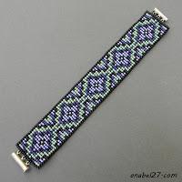 схемы для бисероплетения браслетов станочное ткачесьво loom pattern