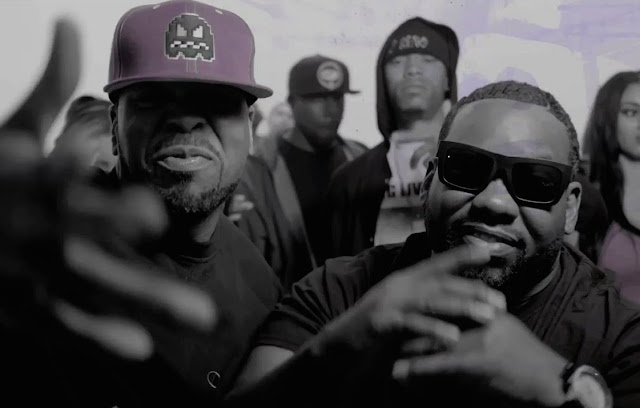 VÍDEO - Method Man – The Purple Tape (feat. Raekwon & Inspectah Deck)