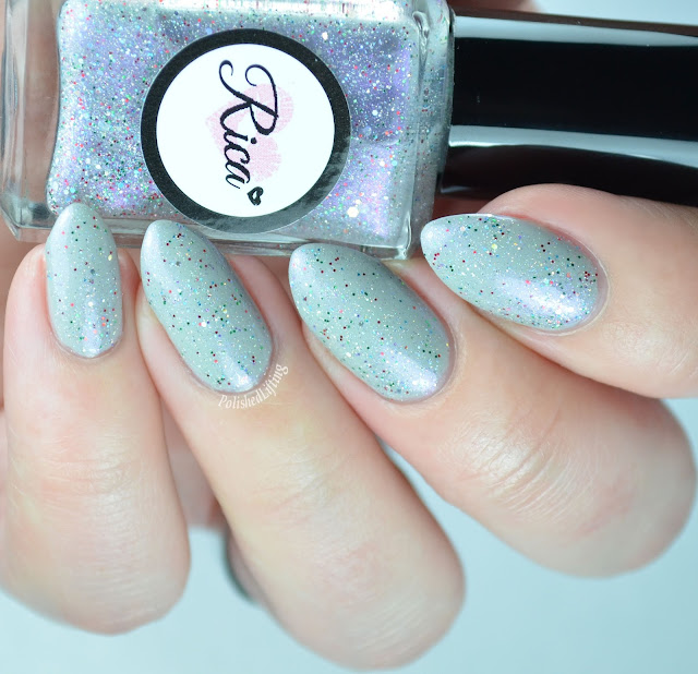 Rica Polish Decorate Decorate Decorate Zoya Dove