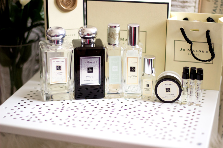 fashstyleliv my jo malone fragrance collection. Black Bedroom Furniture Sets. Home Design Ideas
