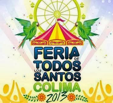Feria Todos Santos Colima 2013