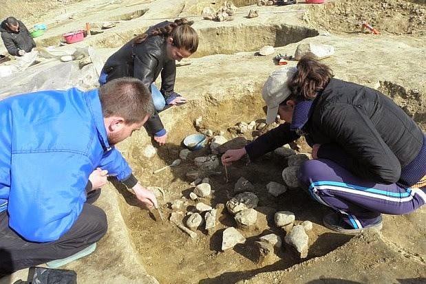 Θρακικές παιδικές θυσίες βρέθηκαν στη Βουλγαρία