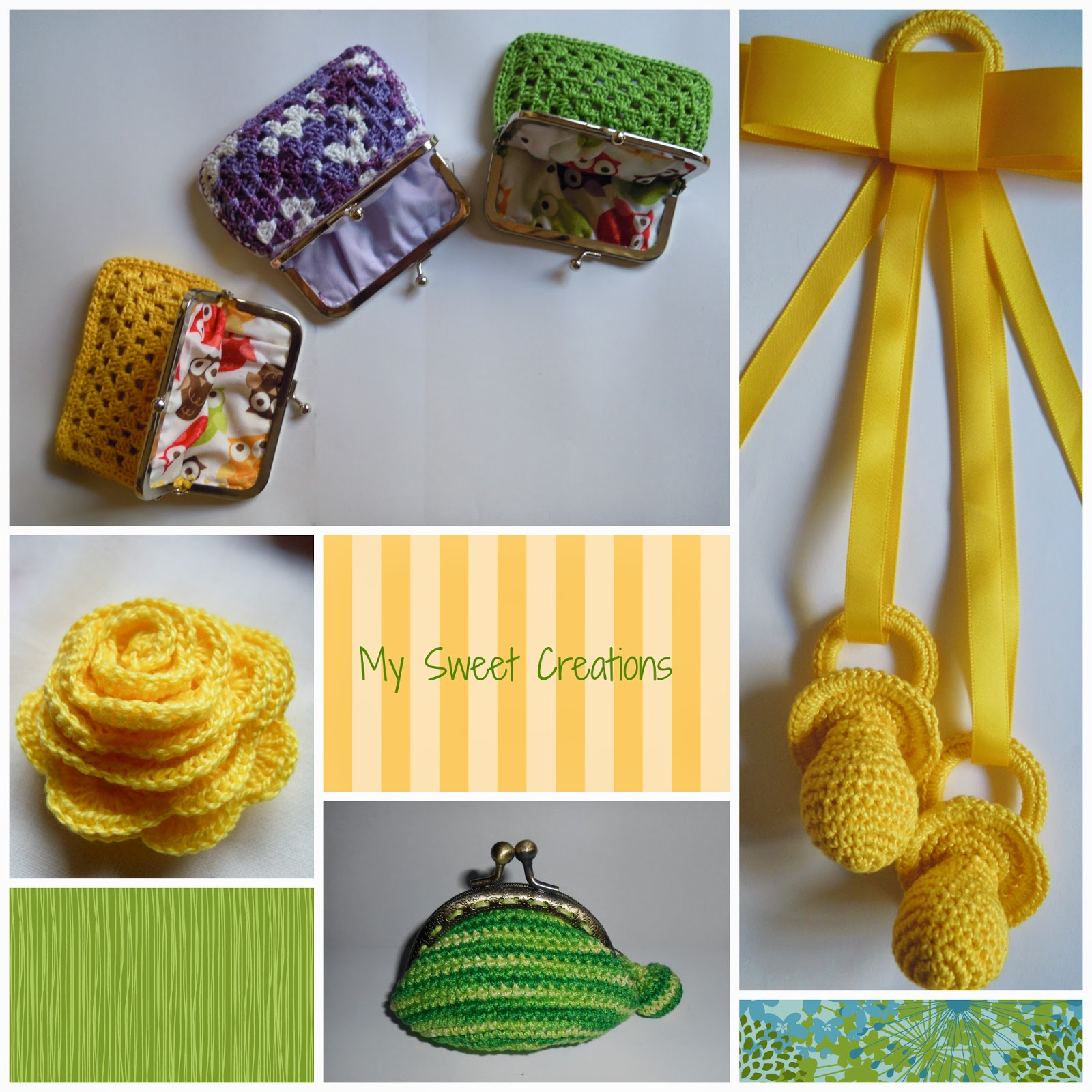 moodboard yellow&green