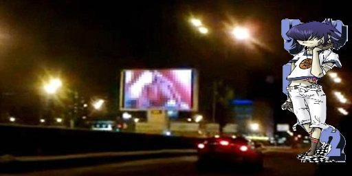 Hacker Putar Video Porno di Papan Iklan