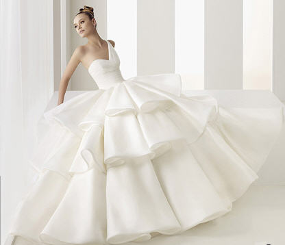 Quando comprare l abito da sposa