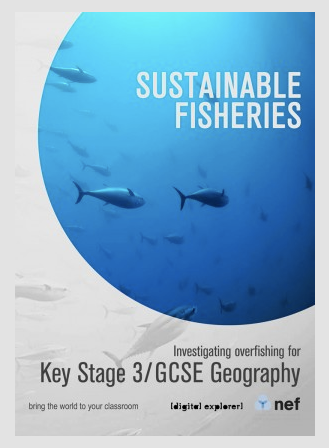 Sustainable fishing resources new on digital explorer for Most sustainable fish