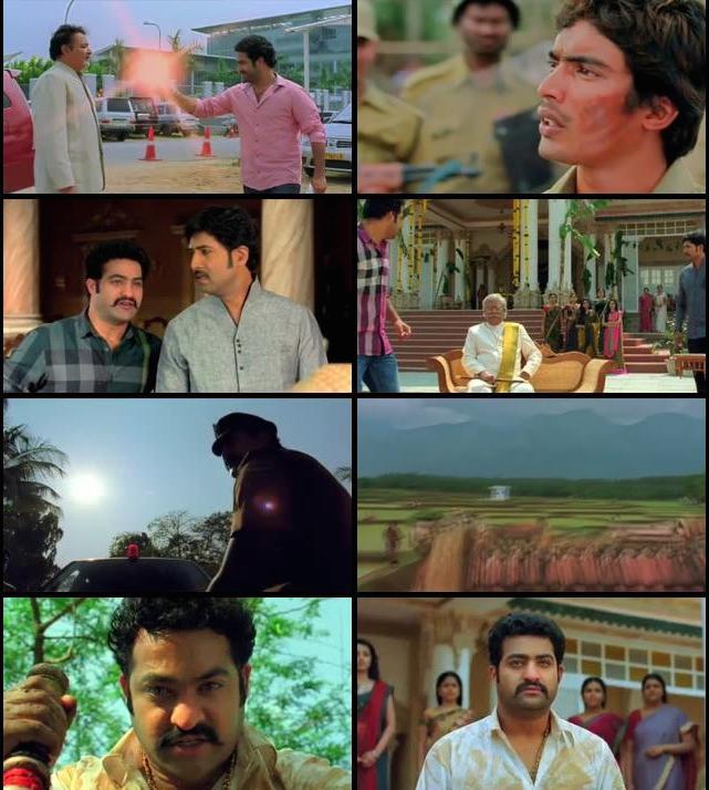 Dhammu 2012 Hindi Dubbed HDRip 700mb