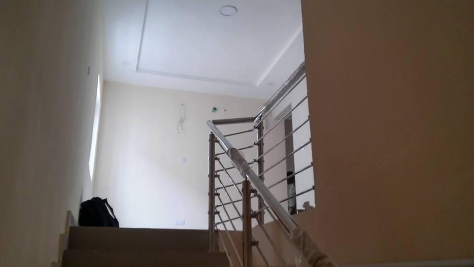 Brand new 4bdrm semi detached  duplexes @ ilupeju for sale