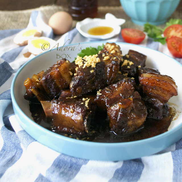 how to make filipino pork adobo