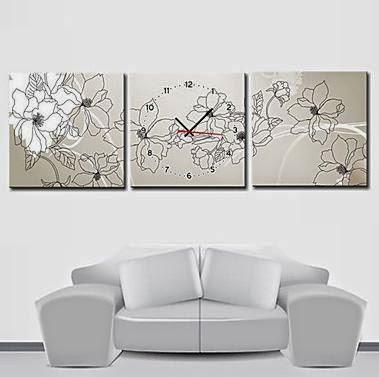 Relojes de Pared Modernos, parte 1