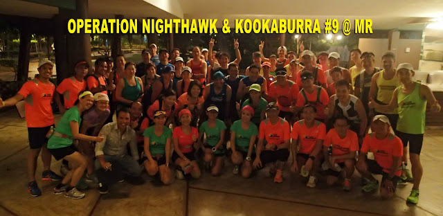 The Longest Night for NightHawks & Kookaburras