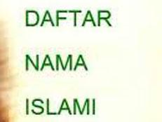 Daftar nama bayi anak laki - laki atau perempuan terbaik, terindah, paling bagus menurut Islam