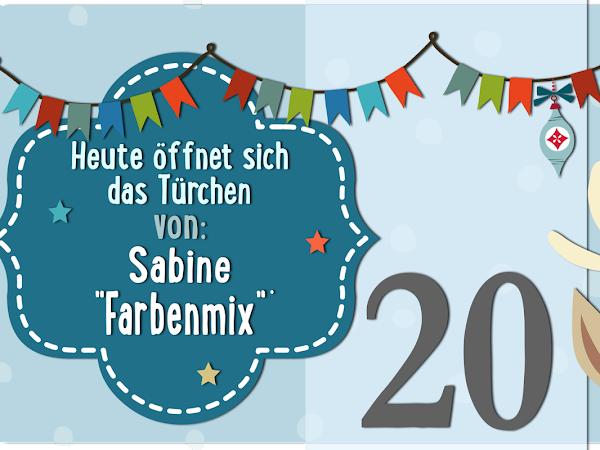 Adventskalender Türchen Nr. 20
