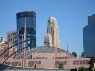 photo of downtown Minneapolis