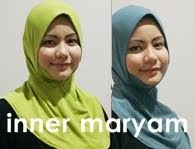 MARYAM - inner neck berdagu -