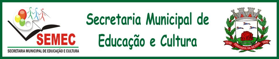 Secretaria Municipal de Educao e Cultura de Tangar da Serra