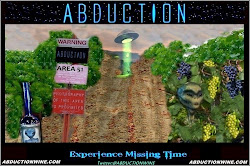 ABDUCTION Wine.. It&#39;s out of this world!
