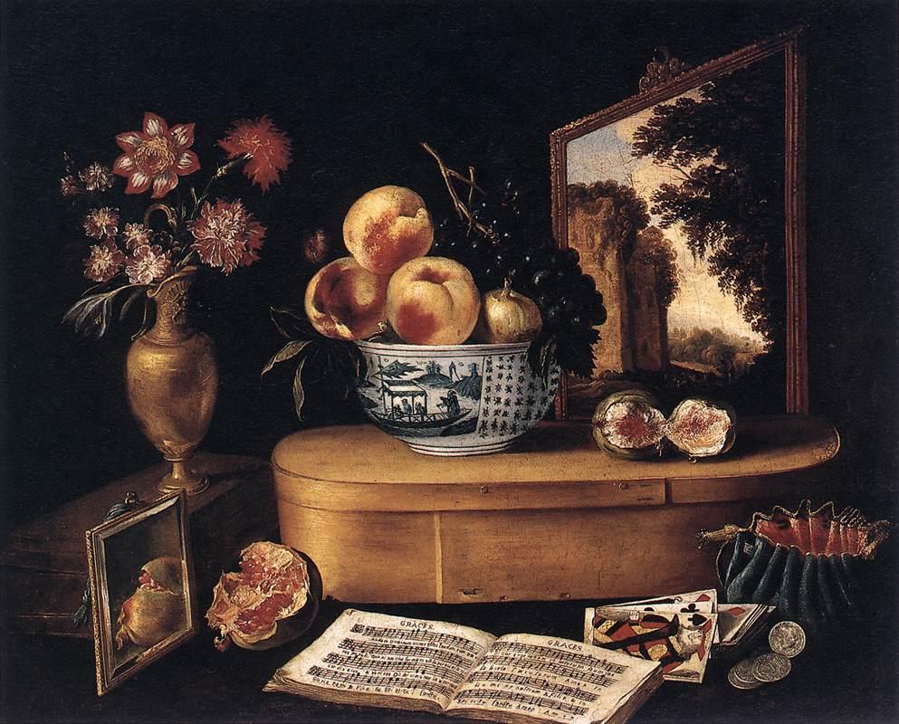 french baroque era painter jacques linard 1597 1645