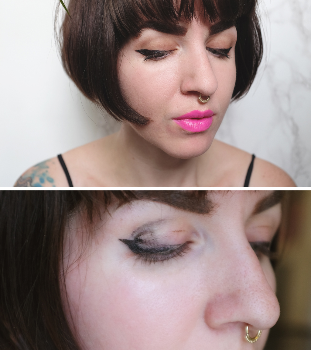 Cat Eye Ink and Endless Brow Gel Pen by Pixi - Mini Penny Blog
