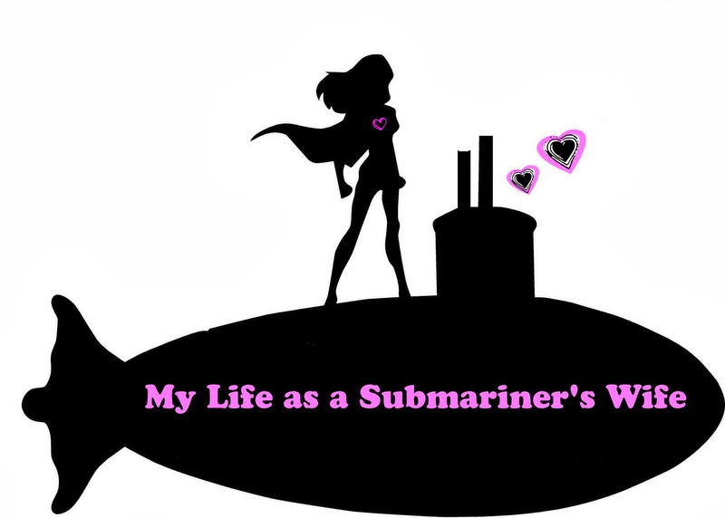 My Life as a Submariner's Wife