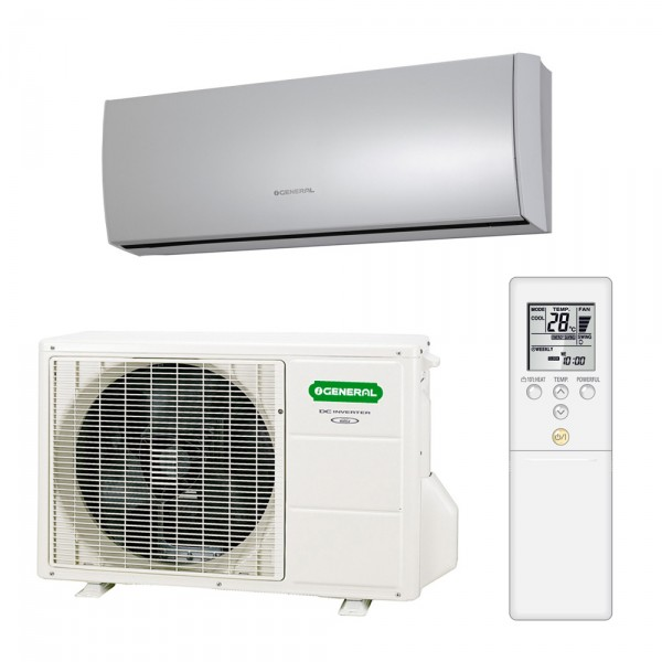 how to open fujitsu air conditioner