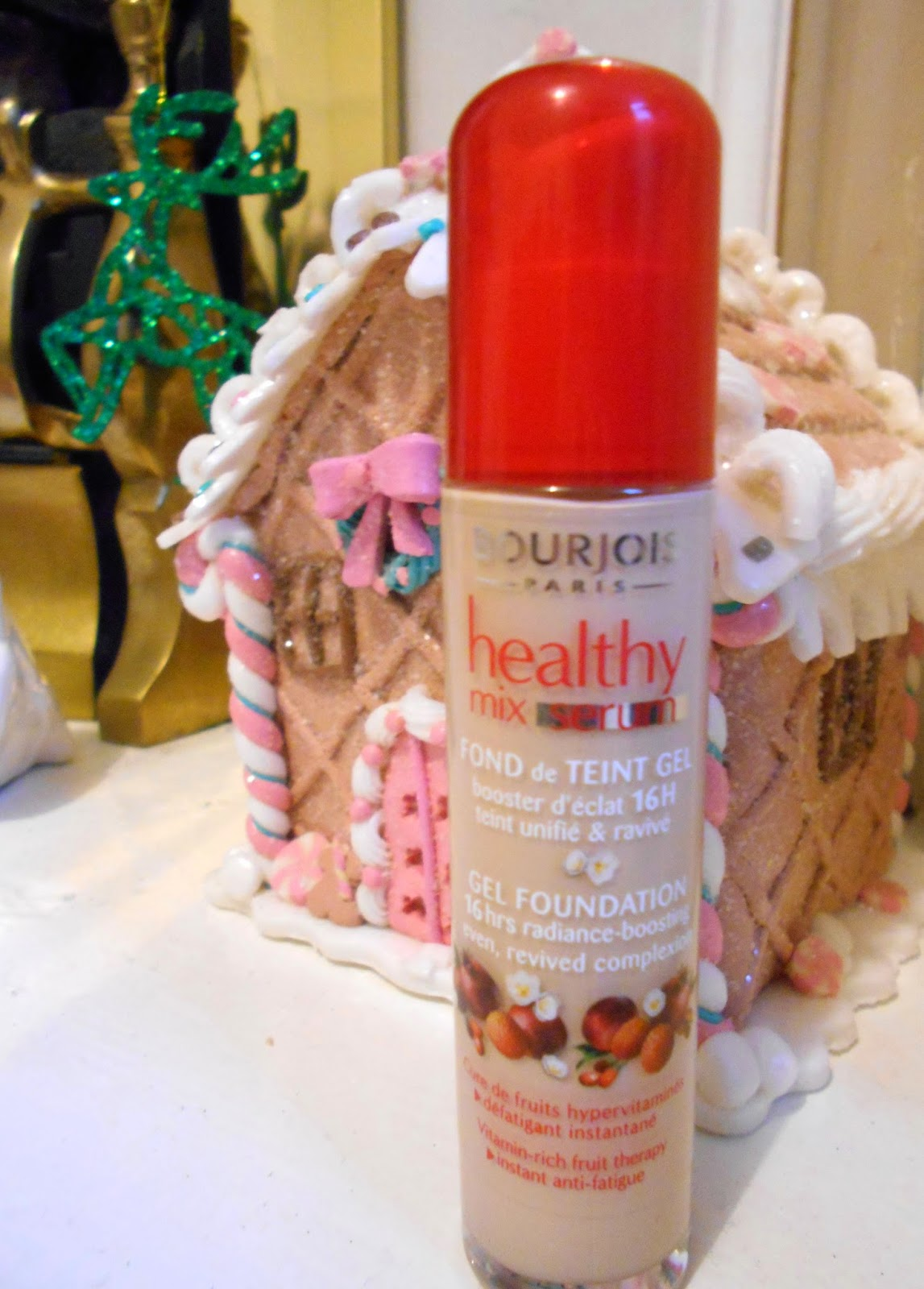 Bourjois Healthy Mix Gel Foundation
