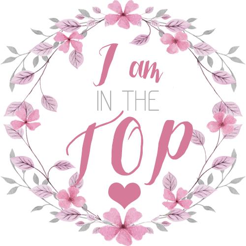 Моя работа в ТОПе у блога HappyBunny !=)