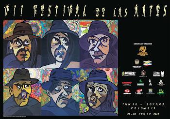 Imagen del VII Festival de las Artes-2012