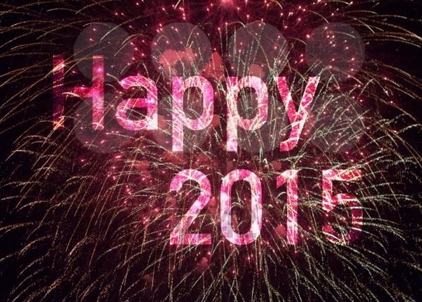 Tarjetas y Mensajes de Feliz Año Nuevo 2015