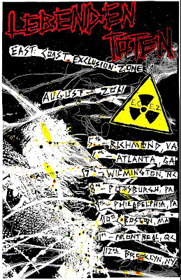 Lebenden Toten Tour poster