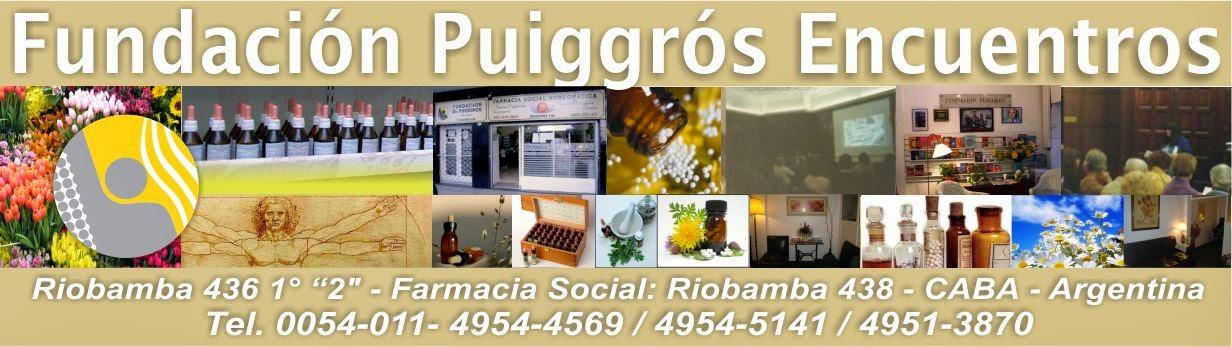Encuentros Fundación Puiggros