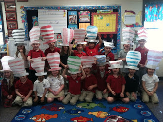 We had a great time with Dr. Suess!