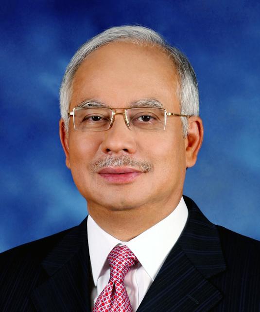 Gembira terima kunjungan Najib