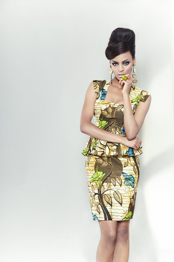 SIKA DESIGNS S/S 2012  LABYRINTH COLLECTION african-print-ciaafrique