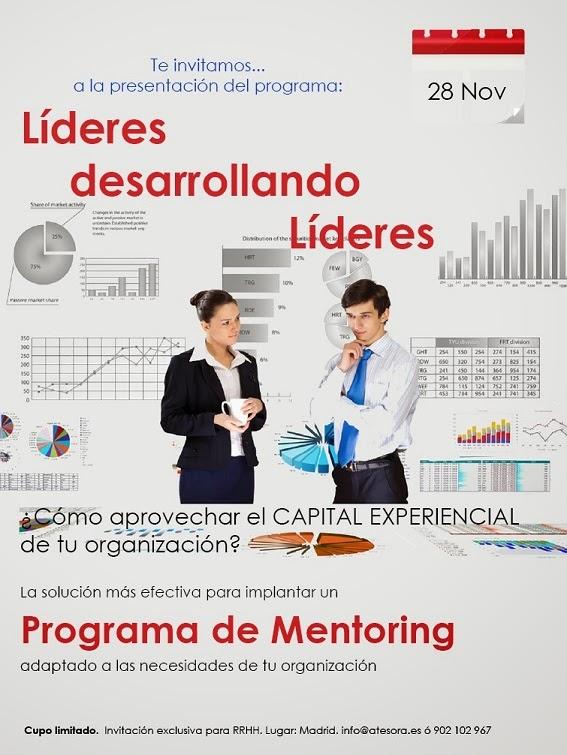 Mentoring - Líderes Desarrollando Líderes - Presentación