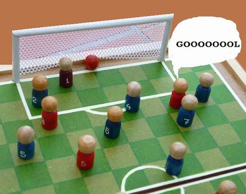 Fútbol con dados