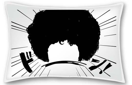 Afro Pillow