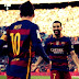 Barcelona 4-Granada 0. Jornada 19 Liga Española