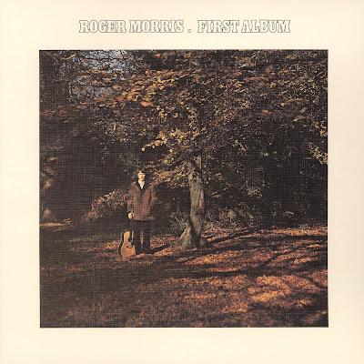 Roger Morris - First Album (Great Folkrock UK 1972)