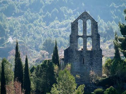 Campanar de Sant Pere de Vallhonesta