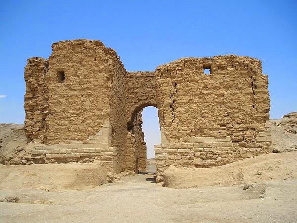 Gerbang kota Dura Europos