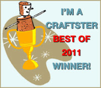 Craftster Best of 2011 Winner!