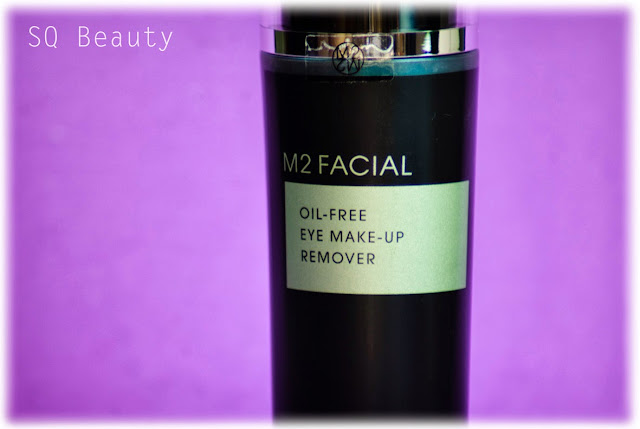 M2 Facial Eye Makeup remover Oil-Free Silvia Quiros SQ beauty