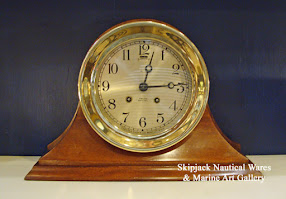 Marine Clocks & Chronometers