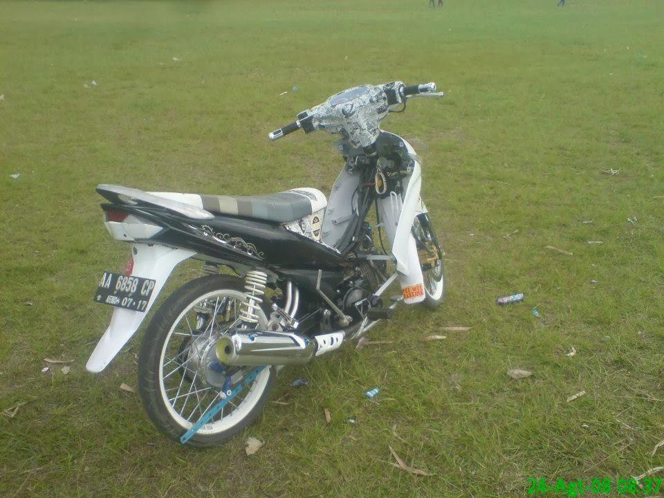 Modif Motor Yamaha Vega 2005