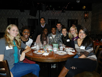 schuler scholar program college scholars winter party
