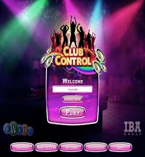 Club Control Cover